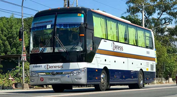 Genesis Bus Manila to Baguio: Schedule, Tickets, Fares, and Booking