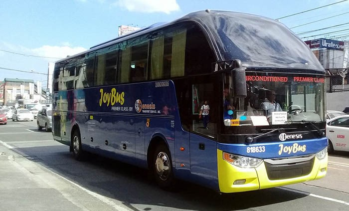 Joy Bus Manila to Baguio: Schedule, Tickets, Fares, and Booking