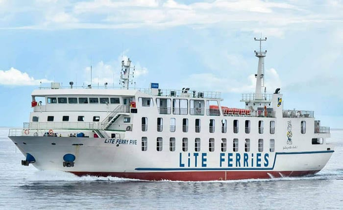 Lite Ferry Schedule, Tickets, and Routes