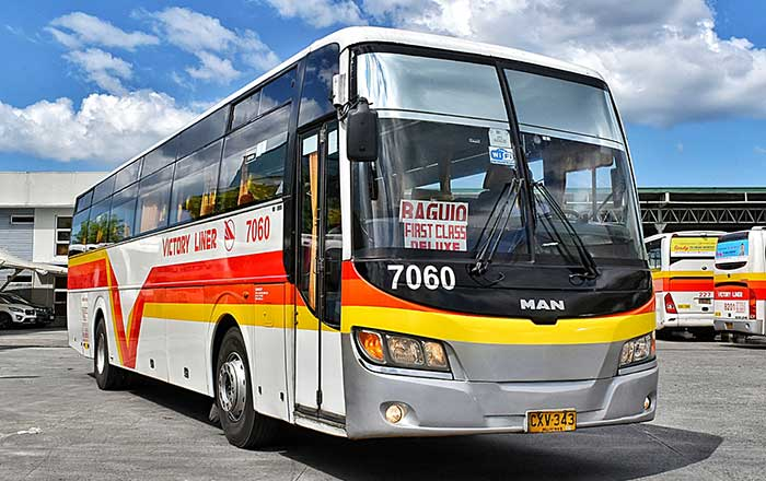 Victory Liner Manila to Baguio: Schedule, Tickets, Fares and Booking