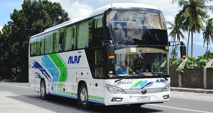 ALPS Bus, Inc.: Tickets, Schedules, and Routes