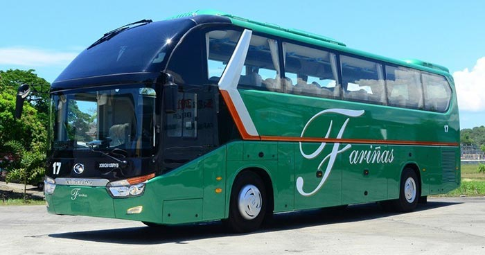 Farinas Bus: Schedule, Tickets, Fares, and Booking