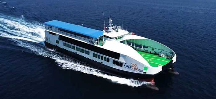 FastCat Cebu to Bohol: Schedule, Ticket Fares, and Booking