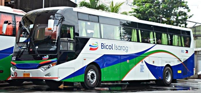 Isarog Bus