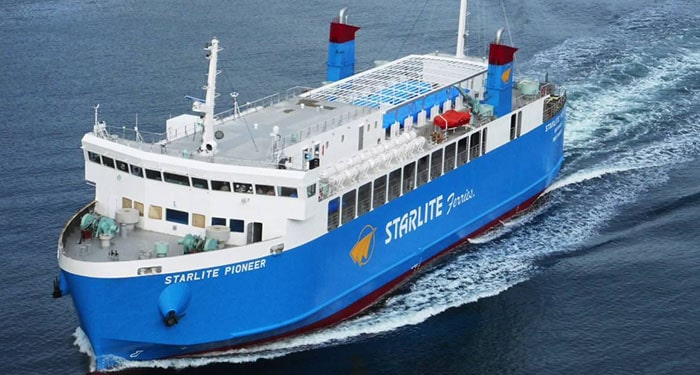 starlite ferries