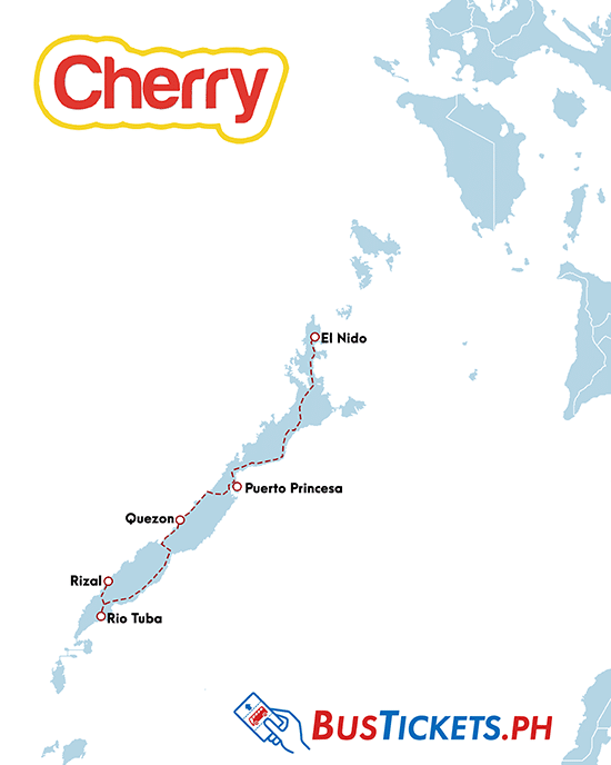 Cherry Bus Routes and Schedules